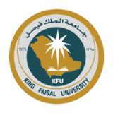 جامعة الملك فيصل تعلن فتح القبول على برامج الدراسات العليا 1443هـ
